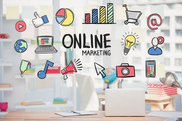 O impacto do marketing digital no mundo corporativo.